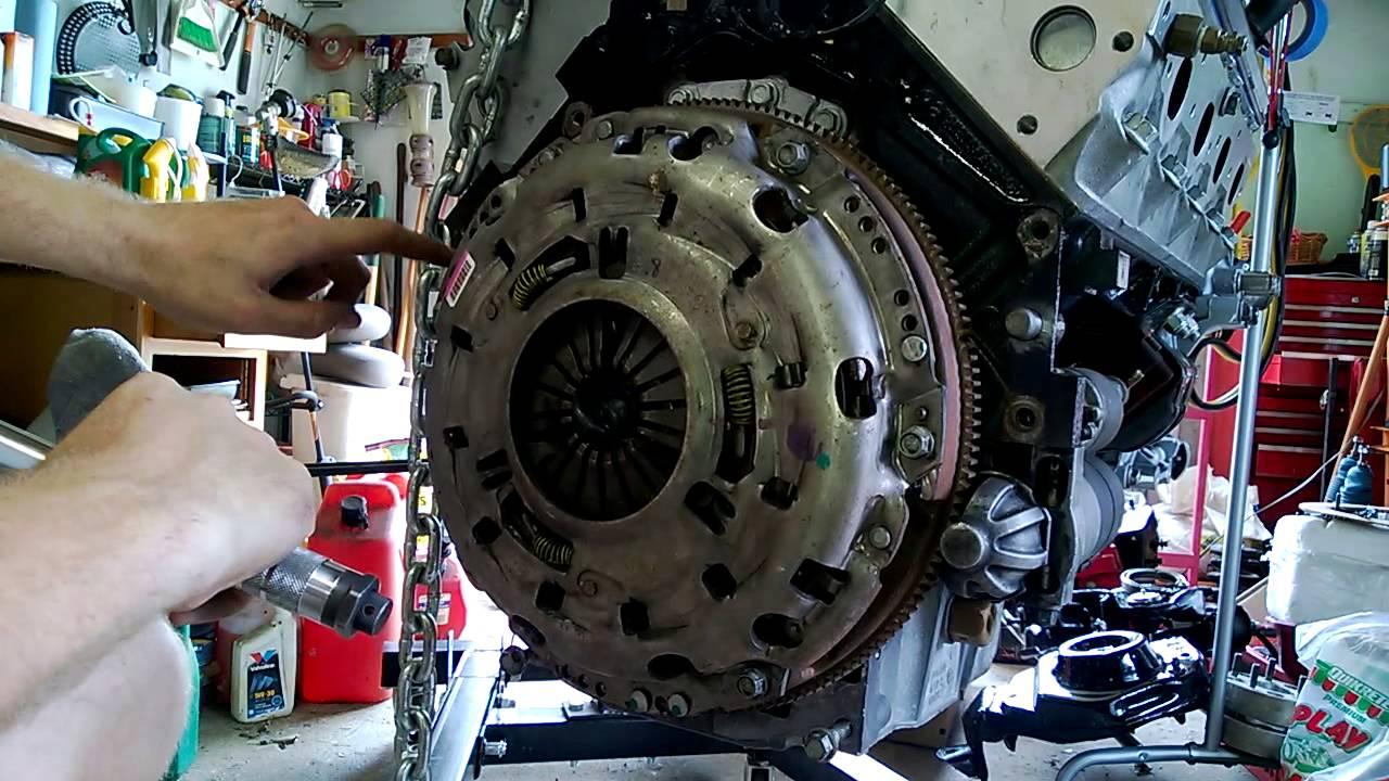 clutch install and bellhousing attach lq4 build ls7 t5 engine diagram volvo s70 t5 engine diagram
