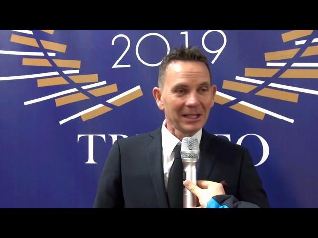 Diego Degasperi premiato dalla FIA per il 4° posto nel CEM
