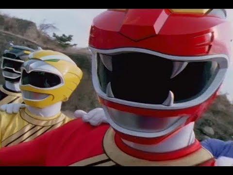 Power Rangers Wild Force First Battle