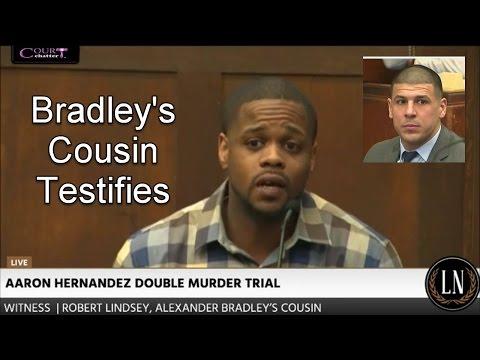 Aaron Hernandez Trial Day 21 Part 1 (Robert Lindsey Testifies) 03/31/17