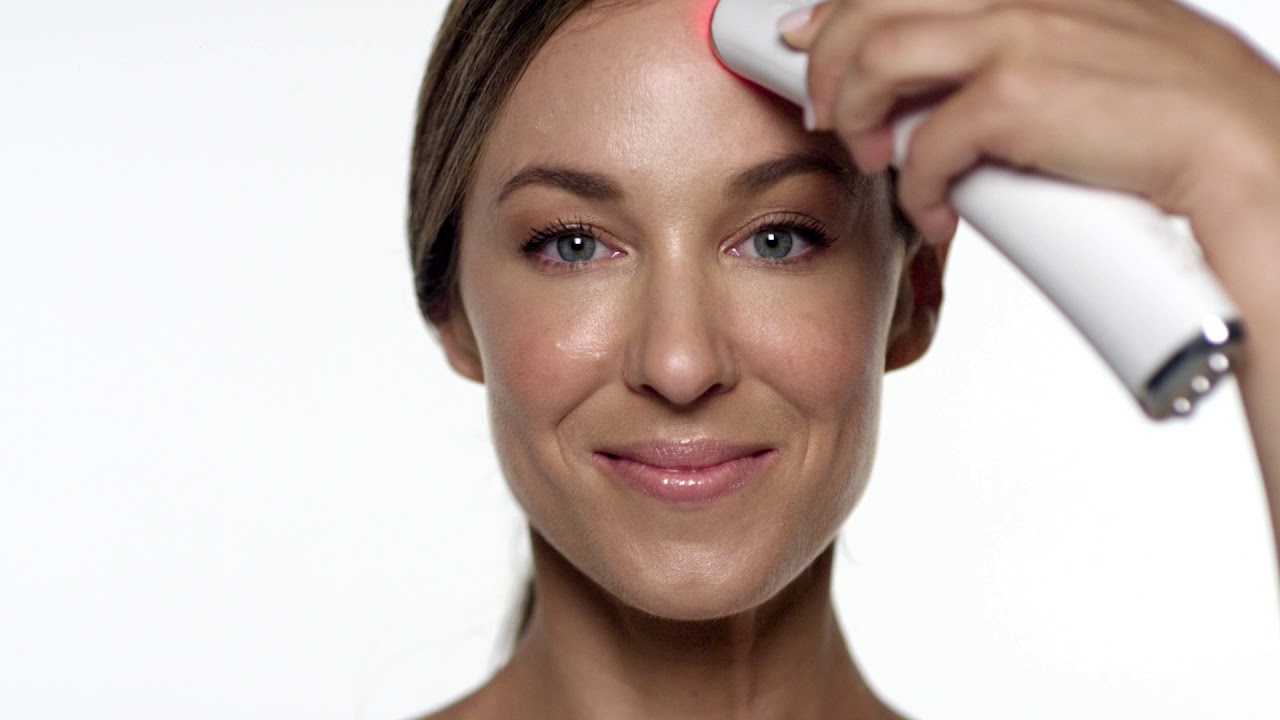 Microcurrent Facial Toning Anti-Aging Device // 3-In-1 video thumbnail