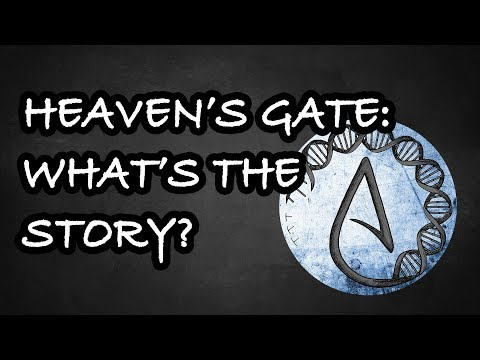 The Story Of The Heavens Gate Cult  Was