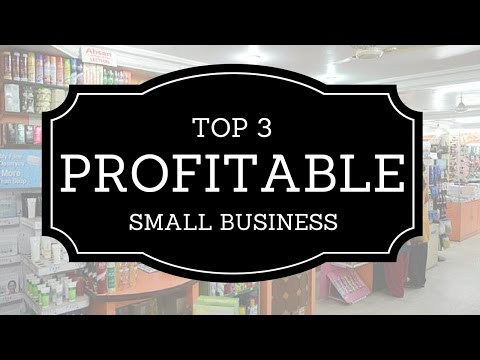 Top 3 Profitable Small Business ideas - Under 50K Investment