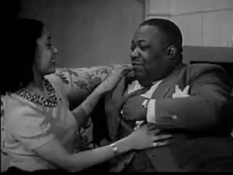 Count Basie Orch. w/ Jimmy Rushing 1941 Soundie, Take me Back Baby