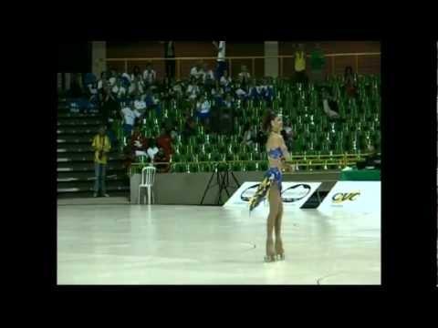Paola Fraschini campionessa del Mondo 2011 - Rio - Official Video