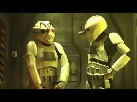 Der Saft, der deine Blase lockert - Troopers: Bathroom Run (German/Deutsch)