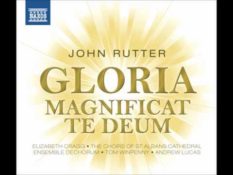 John Rutter Gloria