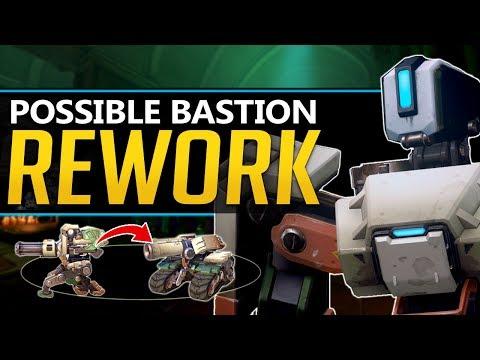 Overwatch Bastion Rework