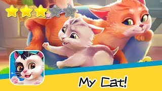 My Cat! – Virtual Pet Game - LiftApp - Walkthrough Virtual Pet Game Recommend index three stars
