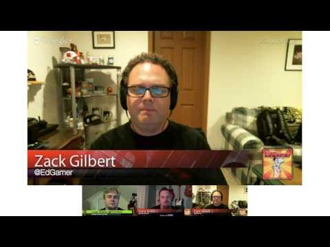 EdGamer 108: Lucas Gillispie Goes Virtual With Oculus Rift
