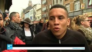 بلجيكا: إصابة أربعة شرطيين خلال مداهمة على صلة بالتحقيقات في اعتداءات باريس