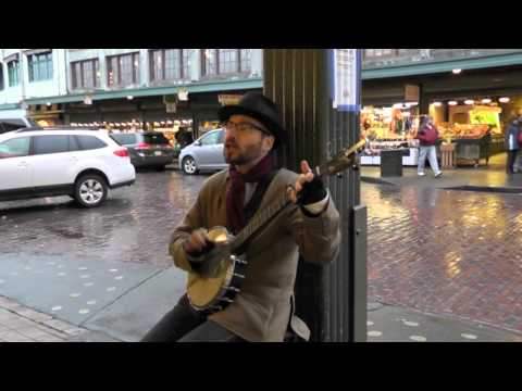Gregory Paul @ Pike Place Market