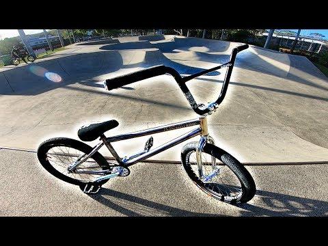 MY LIGHTEST BMX BIKE EVER! ($5000+)