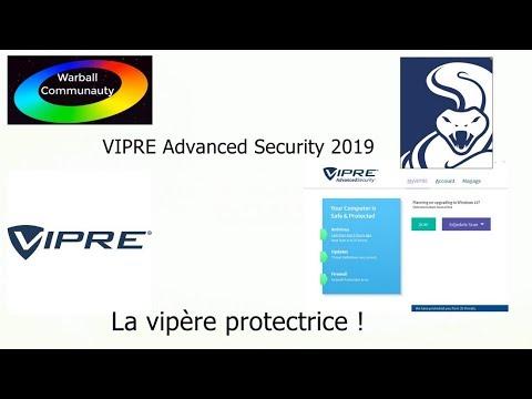 Download VIPRE Advanced Security 2019   La vipère protectrice !