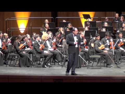 2016 CSYO Spring Masterworks Concert