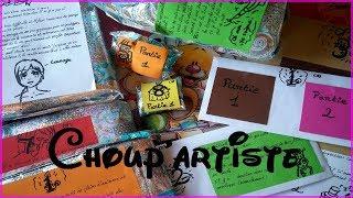 Choup'artiste - J'ai même plus les mots ... mais c'est OUF xD