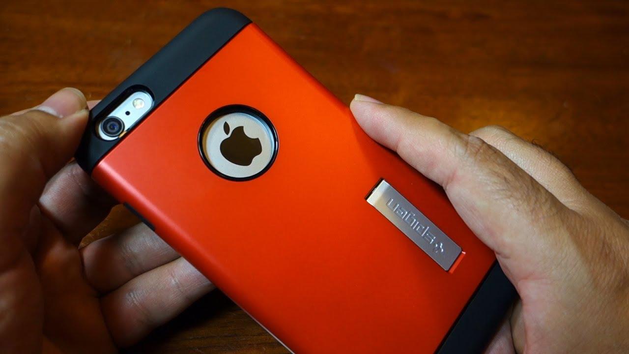 spigen red iphone 6 case