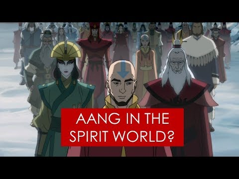 Download Youtube: What determines how Avatars look in the Spirit World? THEORY [ The Last Airbender l Legend of Korra]