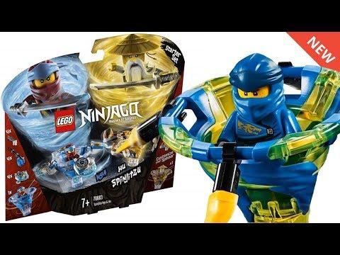 LEGO Ninjago 2019 Spinjitzu Spinner Sets Images! (Ninjago Legacy)