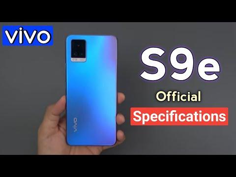 Vivo S9e Specifications || Vivo S9e price || Vivo S9e Launch Date In India