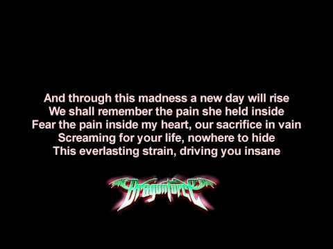 DragonForce - Scars Of Yesterday | Lyrics on screen | HD