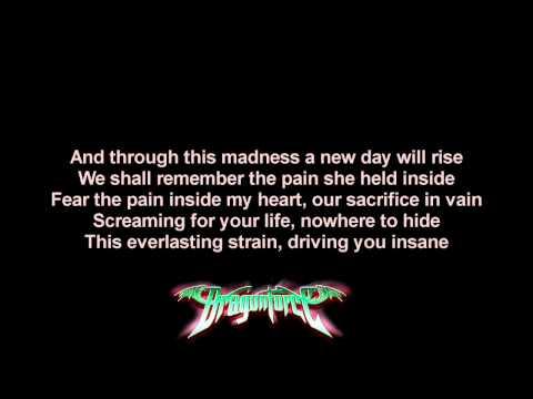 DragonForce - Scars Of Yesterday | Lyrics on screen | HD