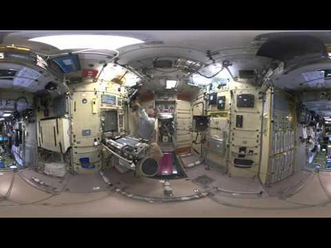 Space Station 360: Zvezda #ESA