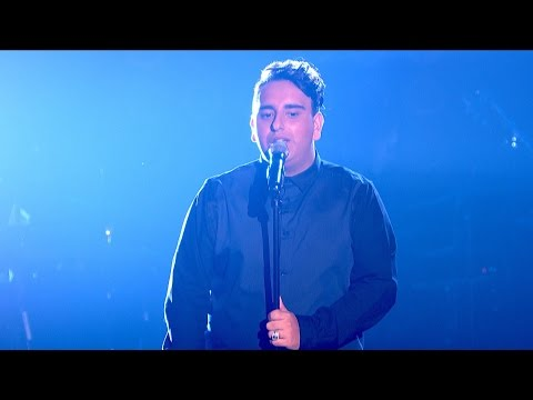 Vikesh Champaneri performs 'It's A Man's, Man's, Man's World': Knockout - The Voice UK 2015 - BBC