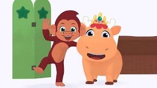Мяу-Мяу - все серии сразу - английский для детей - серии 11-20