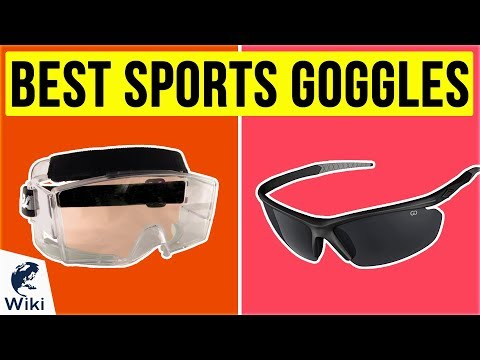 10 Best Sports Goggles 2020