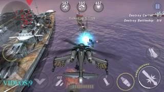 GUNSHIP BATTLE : Fleet Attack - HELL KNIGHT AH - 88