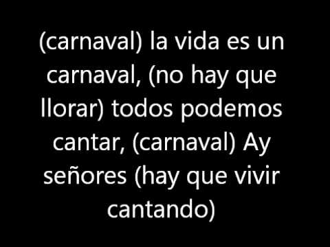 la-vida-es-un-carnaval--celia-cruz-(letra)