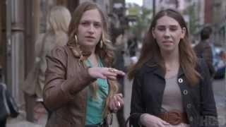 Girls Season 1: Episode 4 Clip - Camp Friend