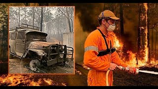 Saving Houses In Australias Worst Wildfires 2019/2020 PART 2