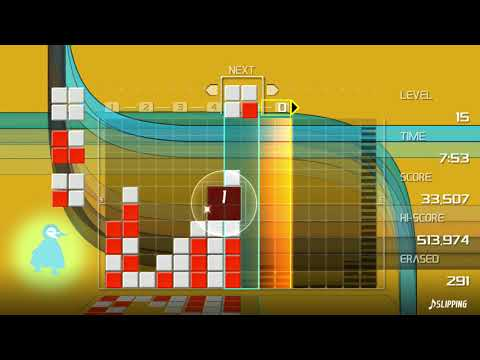 Lumines Remastered - Basic Challenge (All)
