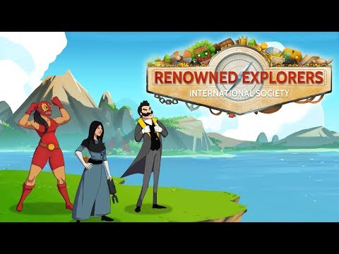 Renowned Explorers: International Society - The Peculiar Exploration