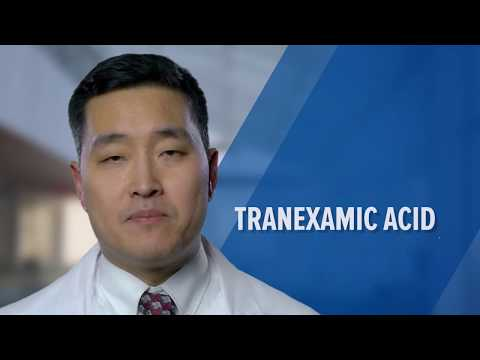 Poliklinika Harni - Traneksamična kiselina bolja od MPA u liječenju obilnih menstrualnih krvarenja