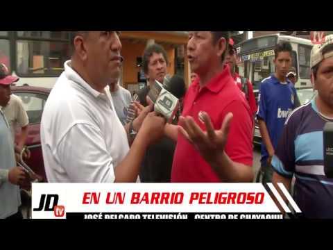 """JOSE DELGADO TRAS CÁMARAS: """"BARRIO PELIGROSO"""""""
