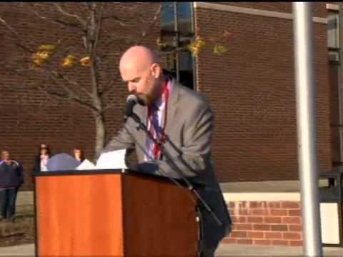 South Elgin High School Veteran's Day Ceremony 2015 - LIVE FEED