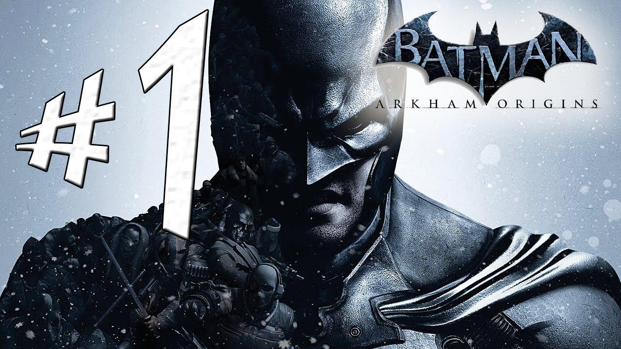 Batman Arkham Origins – Parte 1: Máscara Negra, Pinguim e Deathstroke [Playthrough Dublado em PT-BR]