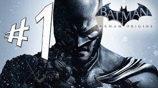 Batman Arkham Origins - Parte 1: Máscara Negra, Pinguim e Deathstroke [Playthrough Dublado em PT-BR]