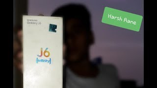 😀Samsung Galaxy j6🔥🔥 review and unboxing📣 (part 1) | Harsh Rane |