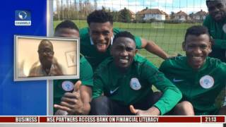 Sports Tonight: Analyst Lauds S/Eagles' Preparation Ahead Of Senegal Friendlies