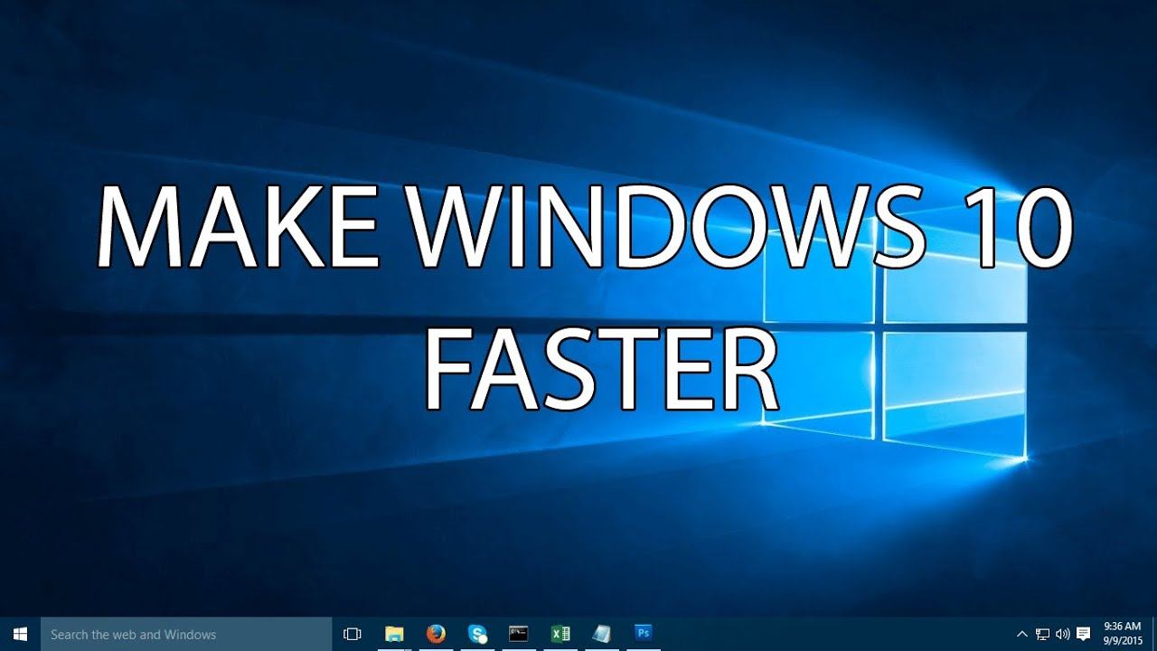 how to make windows download faster