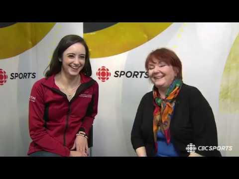 Kaetlyn Osmond | CBC Facebook Live
