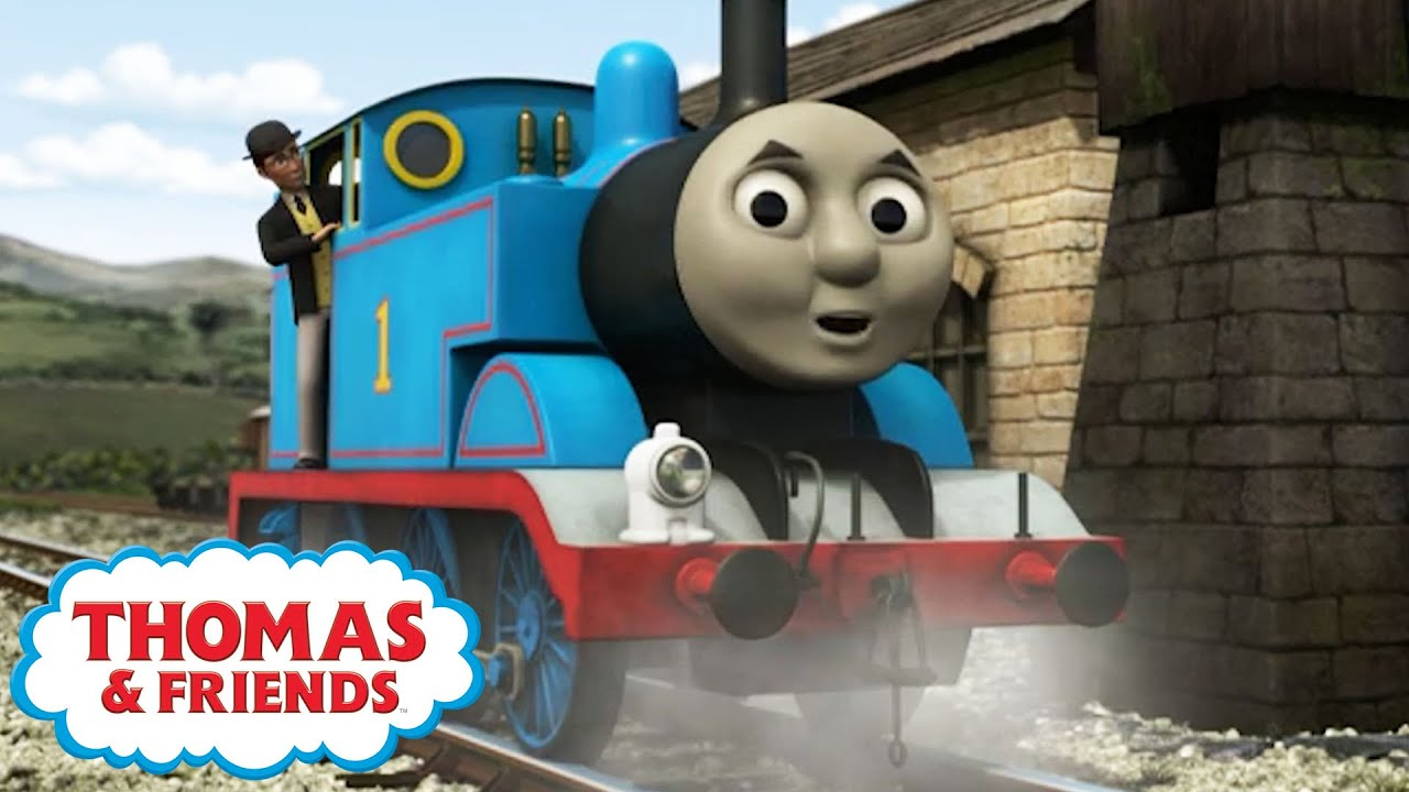 Thomas & Friends™ | Don't Bother Victor! | Thomas the Tank Engine | Kids Cartoon