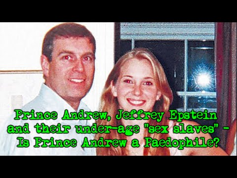 Prince Andrew: The Queen's 'favorite' child embroiled in the Epstein ...