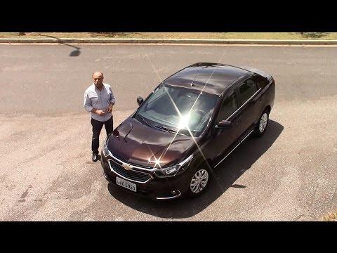 Chevrolet Cobalt 1.8 Elite 2017 - Teste com Emilio Camanzi