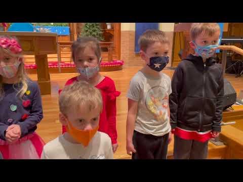 Grace Lutheran Preschool Christmas Songs