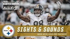 Sights & Sounds from Last-Second Victory vs. Jaguars   Pittsburgh Steelers